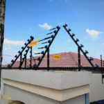 Gauteng Technical Services electric fence 2