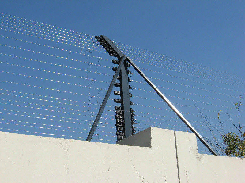 Gauteng Technical Services electric fence