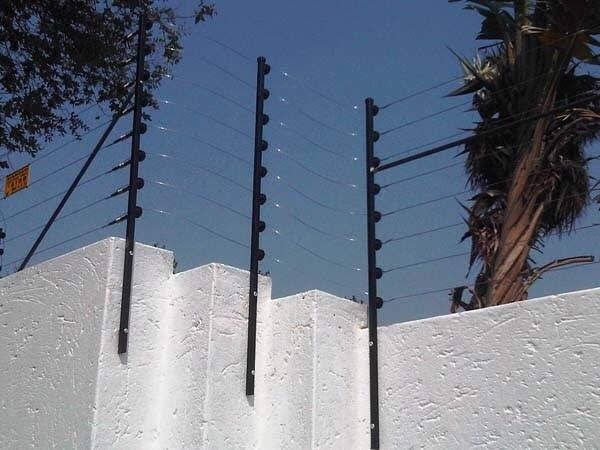 Gauteng Technical Services electric fence 4