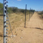 Gauteng Technical Services stock fence